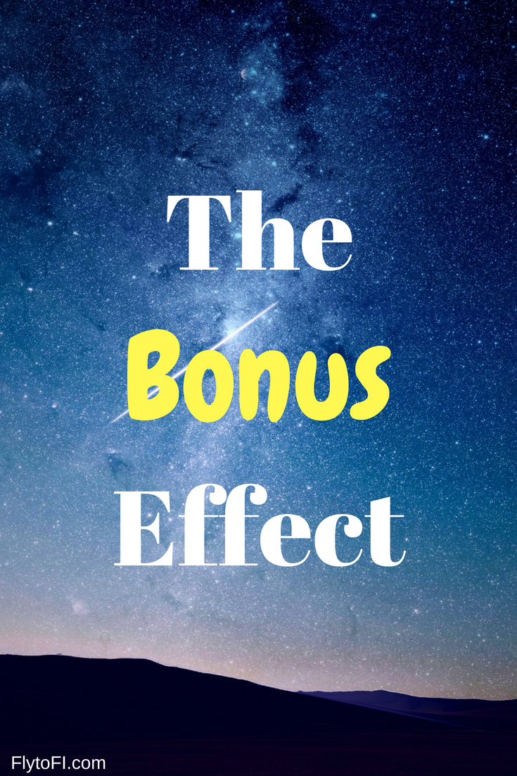 The Bonus Effect