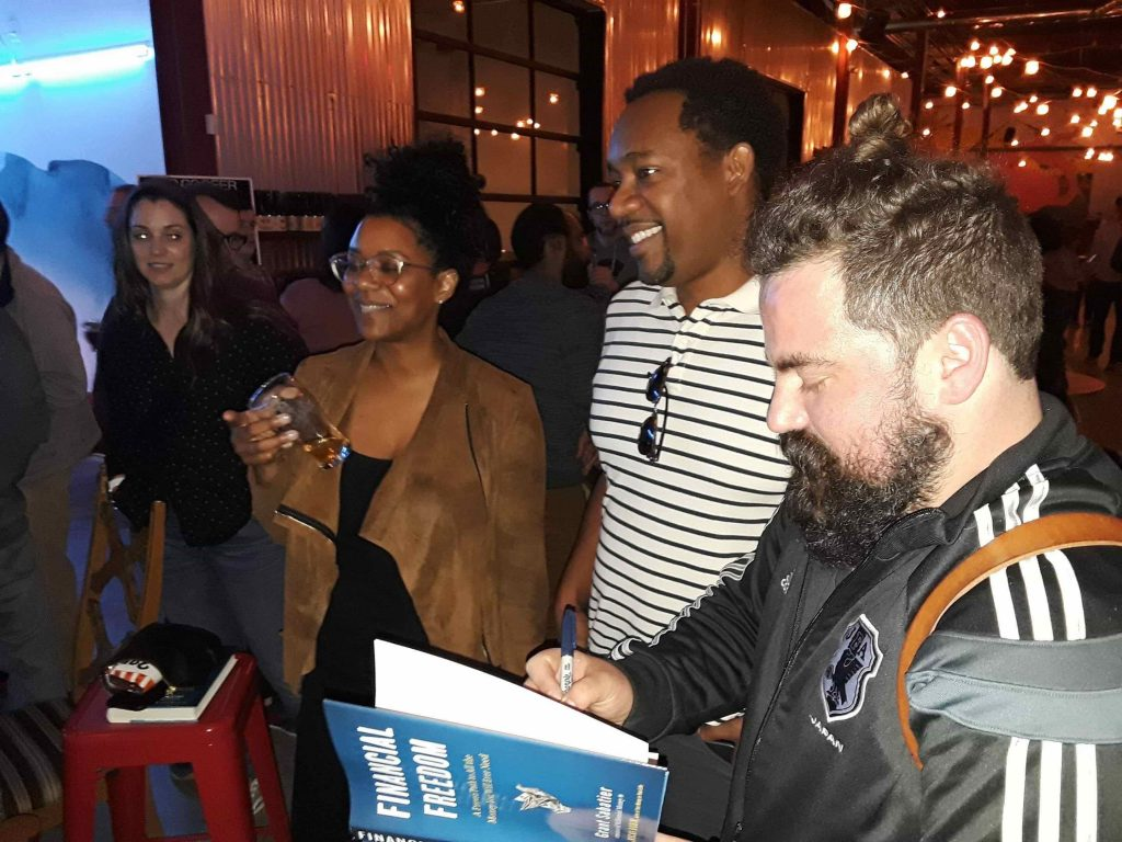 Financial Freedom Book Tour Atlanta Meetup